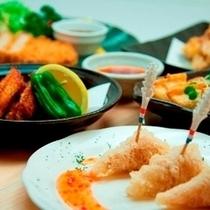【花々亭イメージ】街の定食屋さんと居酒屋さんのいいことどりのレストランです。