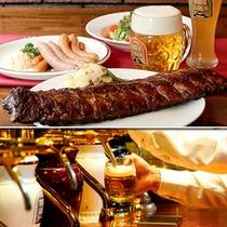 [グランテーブル]地ビールレストラン