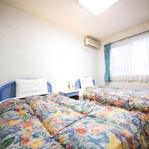 [ブルーベリーロッジ]寝室
