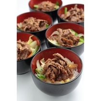 6.7.8月限定焼肉丼(ディナーバイキング)