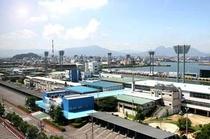 シングル側(丸亀港)