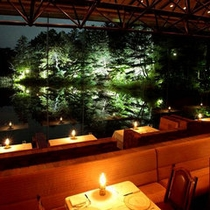 □レストラン ボーセジュール ディナータイム
