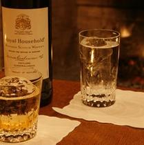 □バーウィンザーでの夜 〜ウィスキーを傾けながら〜