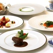 □フレンチレストラン「ボーセジュール」メニューイメージ