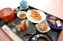 3000円の夕食(メニュー例)プラン