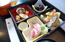 2000円の夕食(メニュー例)プラン