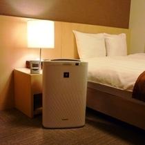 ◆全客室空気清浄機完備