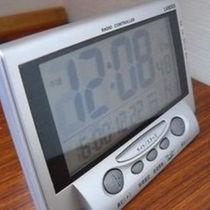 ◆電波時計