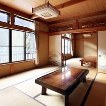 【日帰り入浴施設】宝川山荘内「個室休憩場所(和室)」