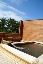 【写真】大浴場 露天
