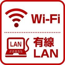 【全室】Wi-Fi接続サービス導入