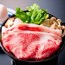 ◆和牛すき焼き