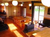 食堂兼談話室