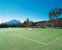 テニスコート※イメージ画像