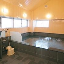 *【大浴場】広々お風呂で疲れをさっぱり流しましょう。