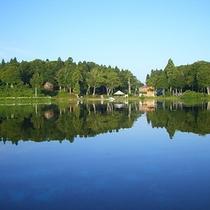 上の平高原すたか湖