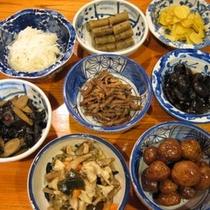 郷土料理「取回し鉢」