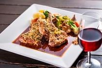 【レストラン ベルンドルフ】料理一例