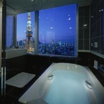 東京タワービューバスルーム
