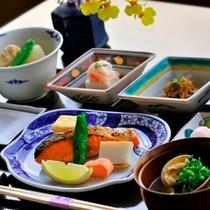 朝食(日本料理 芝桜「和朝食御膳」)