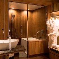 バスルーム(プレミアムキングルーム)