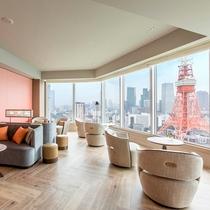 プレミアムクラブラウンジ(32階)