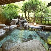 【大浴場】湯処 さぬきの湯♪ 露天風呂