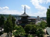 国分寺三重の塔
