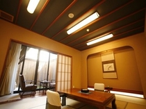 新館客室の一例