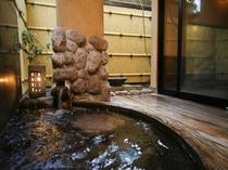 緋の湯(露天風呂)
