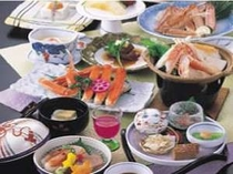 月替会席料理の一例(11〜3月)