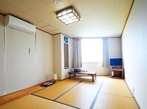 【和室6畳】定員1~2名様のお部屋です