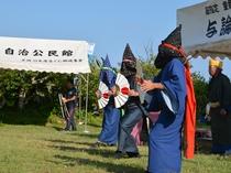 【与論十五夜踊り】与論島の伝統イベント
