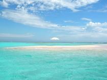 【百合ヶ浜ビーチ】幻の白い砂浜「百合ヶ浜」