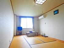 【和室8畳】定員1~3名様のお部屋です