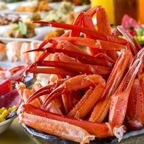 ■夕食グルメバイキング■ 約60種類のメニュー食べ放題!