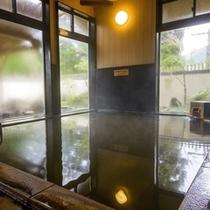 ■米塚天然温泉■ 源泉掛け流し【内湯】