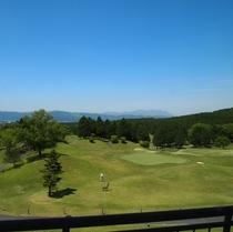 客室【外輪山側】からの眺め<続き>