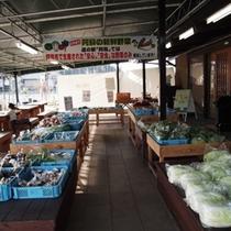 阿蘇駅 道の駅 ご当地野菜も販売♪