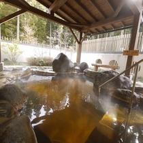 ◇こもれびの湯◇岩風呂