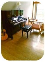 ピアノ&ギター