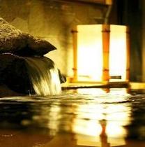 ◆男女別天然温泉大浴場