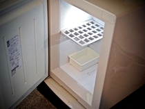 客室備品:冷蔵庫