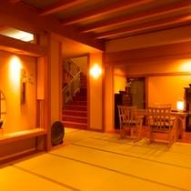 フロントは入り口すぐにあり観光案内なども対応可能