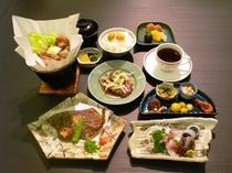 夕食例〜夕食プランB和食〜
