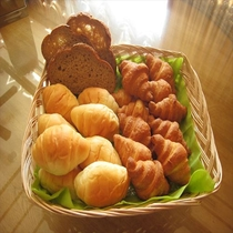 【朝食】トースターも設置★お好きな方法で召し上がれます