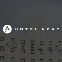 HOTEL AZAT◆レストラン『カフェビクトリア』