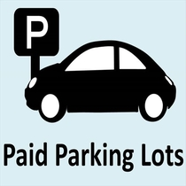 ①Paid Parking Lots