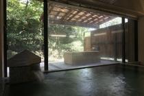 ガーデンバス 中浴場