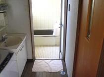 コテージ 浴室・トイレ・洗面台・洗濯機